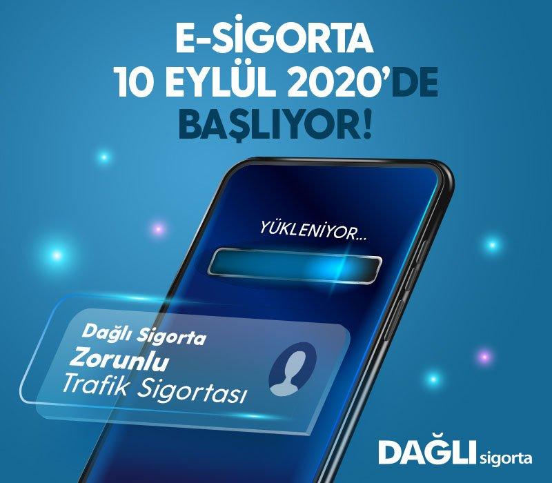 Kıbrıs'ta E-Sigorta 10 Eylül 2020'de Başlıyor